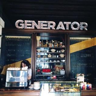 Generator Cafe