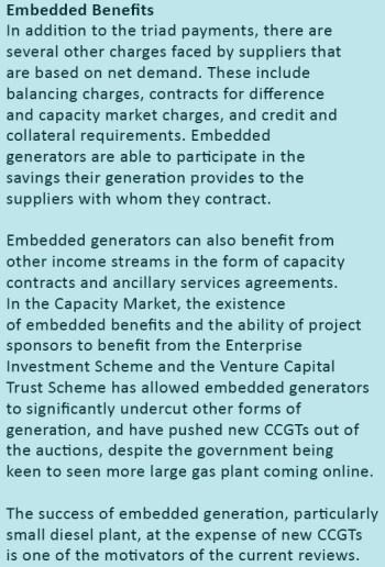 embedded benefits