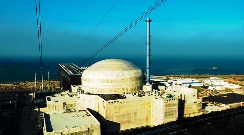 European Pressurised Water reactor
