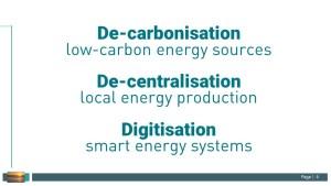 key energy trends