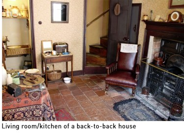 back-to-back house