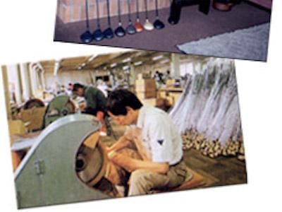 ทัวร์ชมโรงงานผลิตหัวไม้กอล์ฟ