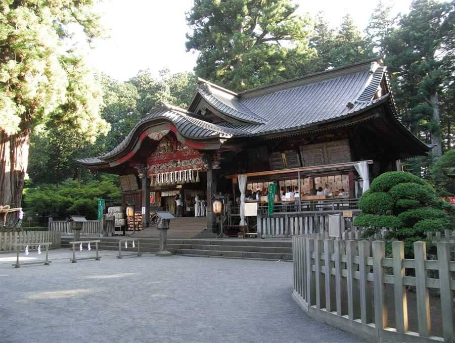 1.1 kitaguchi-senegen-jinja-shrine