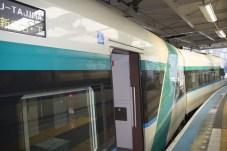 東武鐵道特急列車Revaty可以直達湯西川溫泉,省去轉車的麻煩