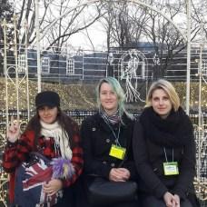 相模湖遊樂園/Kerstin Thies、Maren Steine、Romina Bonilla