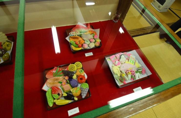 山形縣庄內地區的雛菓子造型多元