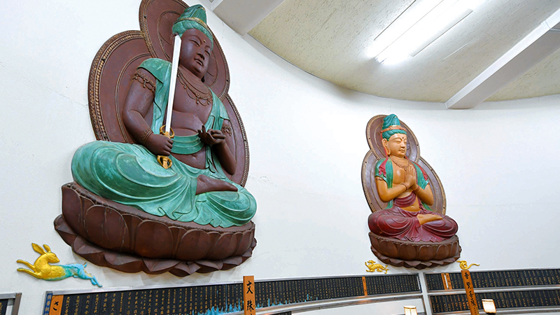 The Showa Daibutsu in Seiryuji Temple: Learning spirituality at Tohoku's largest Buddha statue