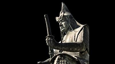 Statue of Uesugi Kenshin