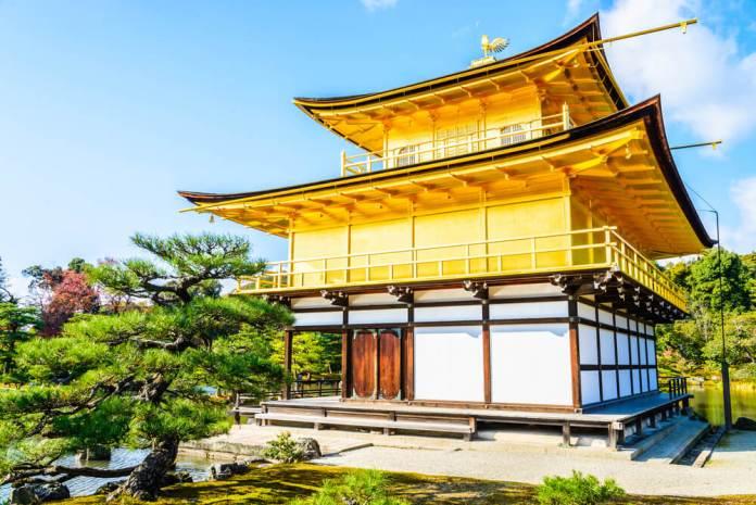Kinkakuji (Golden) Temple