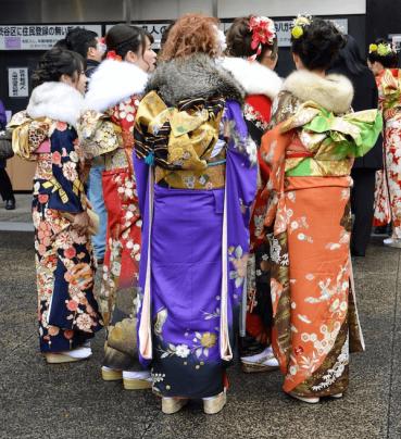 types-of-kimono