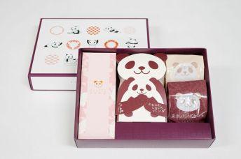 ueno panda set2