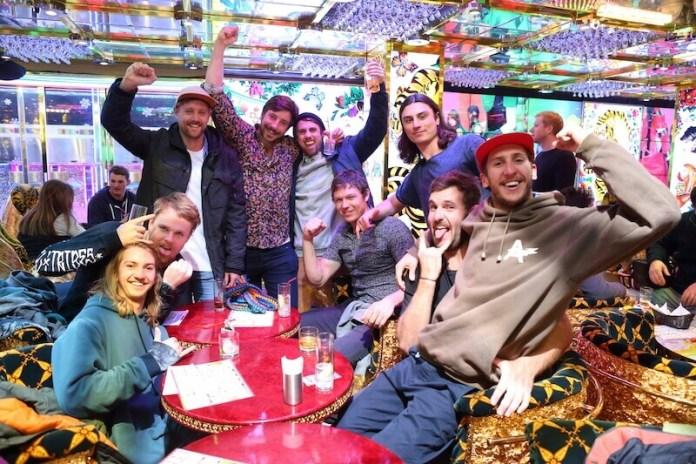 Arlo Stanford & friends(Australia)