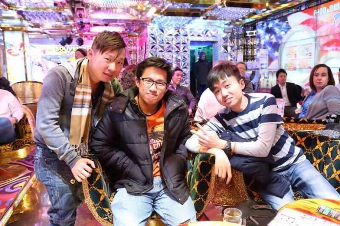 Ku Weixiong, Zen Tang & Kang Wea (Malaysia)