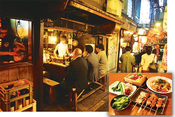 Shinjuku-Omoide-Yokocho