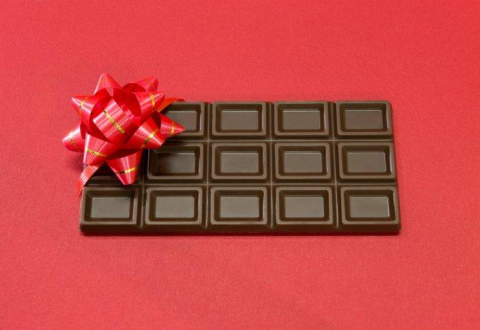 chocolate present