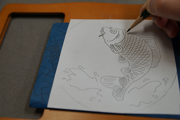 fish-drawing