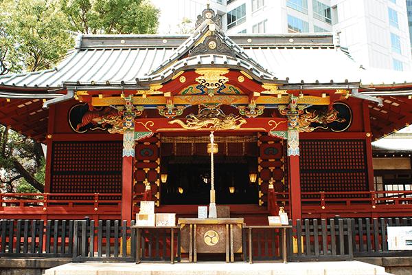 Konnoh-Hachimangu-Shrine