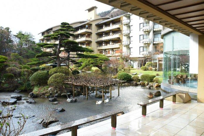 bandai-atami hot spring ryokan