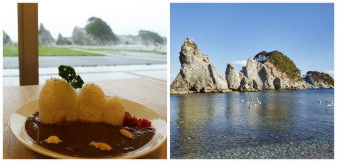 rikuchu kaigan coast inspired curry