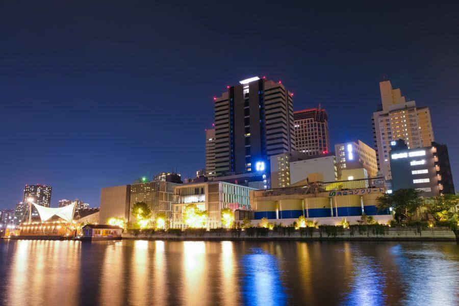 Tokyo Bayside Tennozu Isle