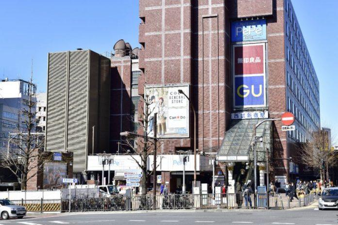 shinjuku station seibu