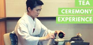 tea ceremony experience