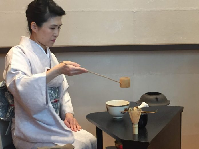 tea ceremony instructor