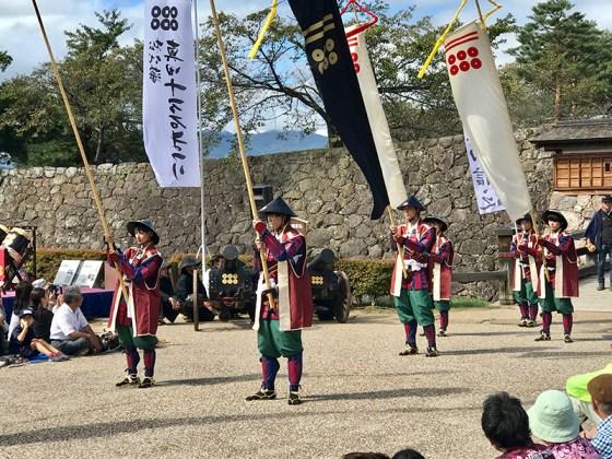 Nagano, Sanada Jumangoku Festival