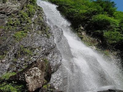 Henmyo Waterfall
