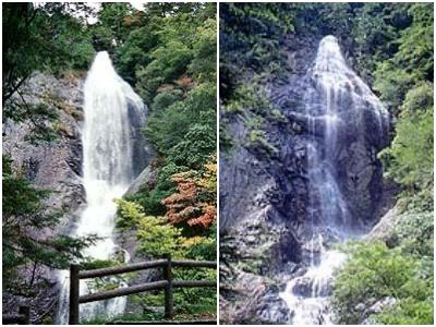 Nagusa-no-Taki Falls