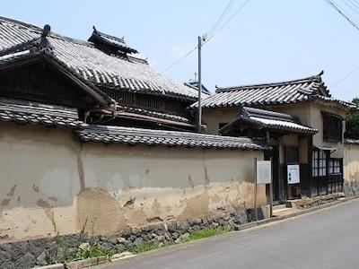 """""""Miki-ke"""" Village Official's Residence"""
