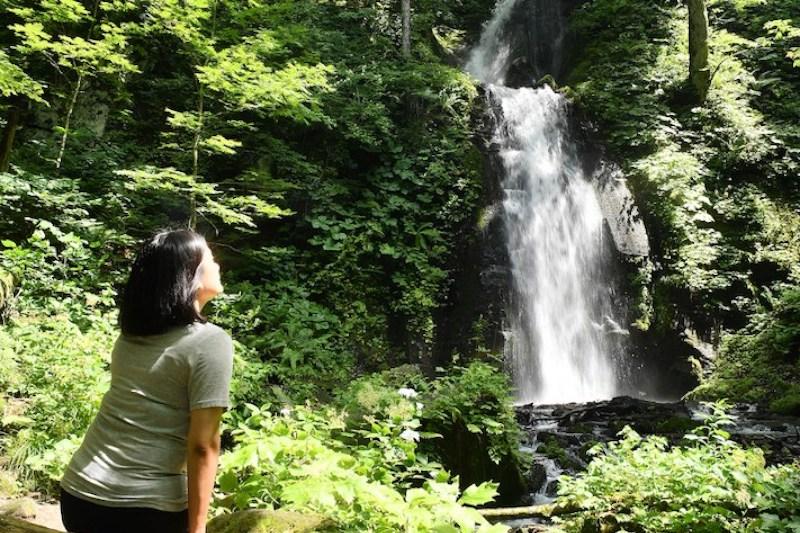Kumoi Falls