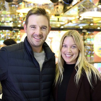 Couple from Australia
