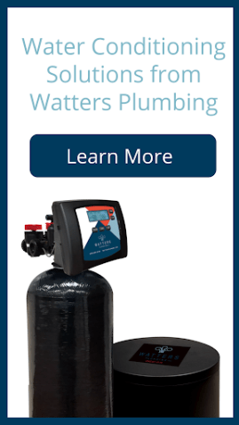 Water Conditioning & Filtration Solutions from Watters Plumbing