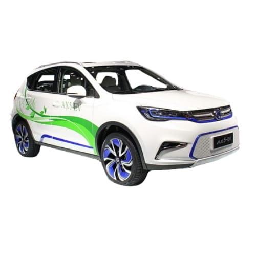 Dongfeng-ax5-EV-SUV