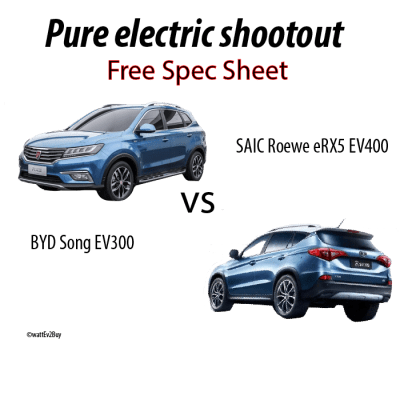 BYD-SOng-Saic-roewe-front-compare