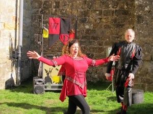 Wattle and Daub medieval comedy show
