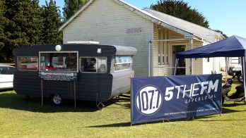 5THE FM site at the Millicent Show 2015