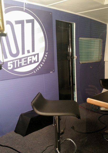 Now transformed into a studio