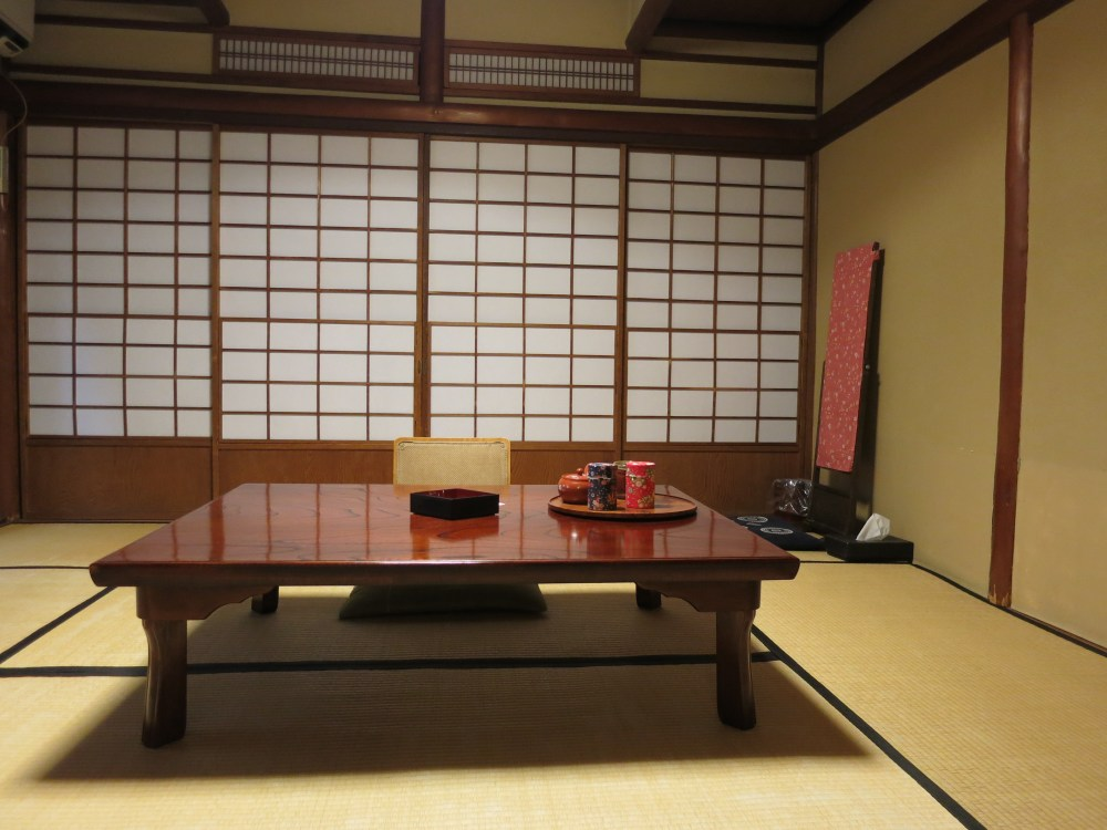 Ryokans and Onsen - traditional Japanese spas (1/4)