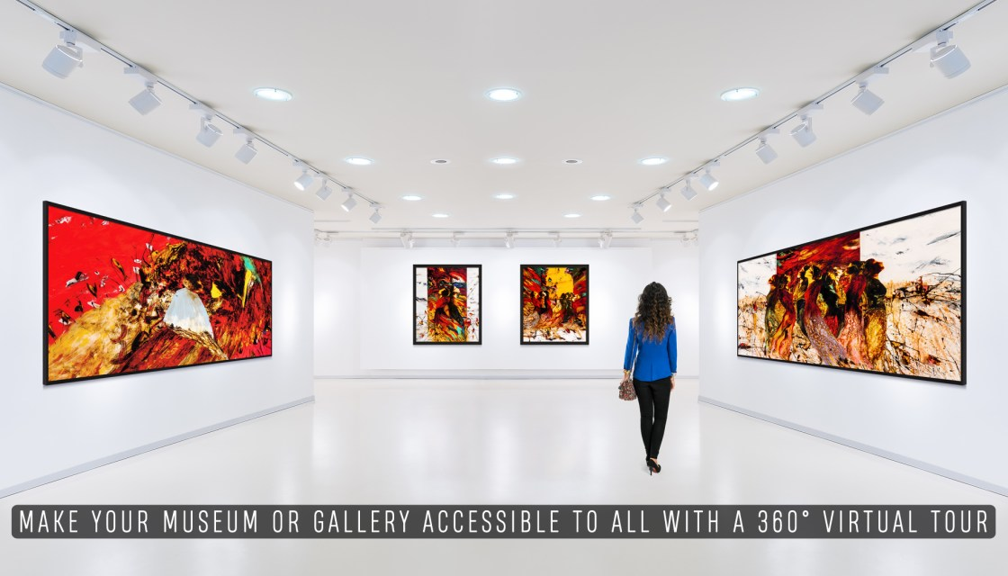 Museum and gallery virtual tours