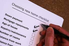 Watts Realty Buy Checklist