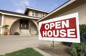 The buying process - open house