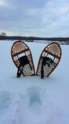 Snowshoe Walks @ Wolf Lake Fish Hatchery | Mattawan | Michigan | United States