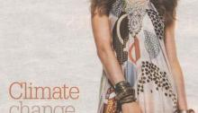 Climate Change Fashion Spread, The Age