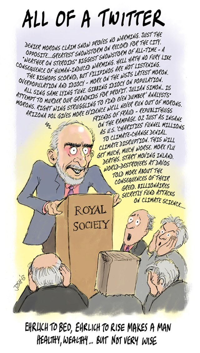 Friday Funny Over A Century S Worth Of Failed Eco Climate Quotes