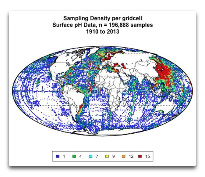 pH Sampling Density | Watts Up With That?
