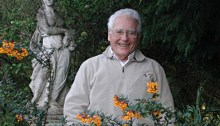 A 2005 photograph of James Lovelock, scientist and author best known for the Gaia hypothesis.