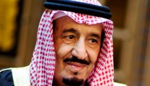 King Salman bin Abdulaziz Al Saud inherited power in 2015