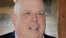 Governor Larry Hogan. By Joe Andrucyk, source Wikimedia
